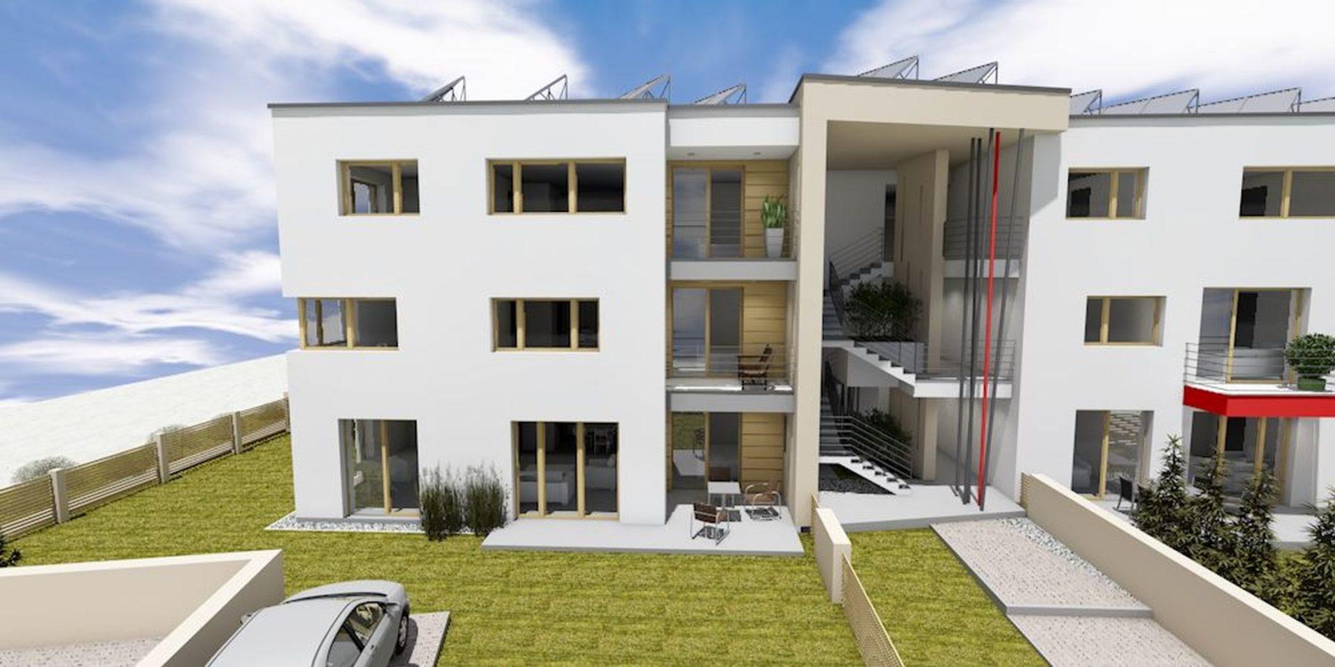 ÚJRA!! Gyömrő egy nyugodt,családias,barátságos részén, új építésű társasházi lakások eladók!