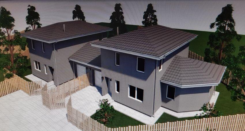 Gyál új építésű, közkedvelt részén, belső kétszintes, garázskapcsolatos,új építésű családi ház eladó!