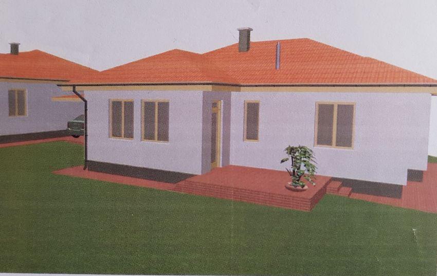 Gyömrő központi részén, kellemes,családias környezetben eladó két új építésű, önálló családi ház!