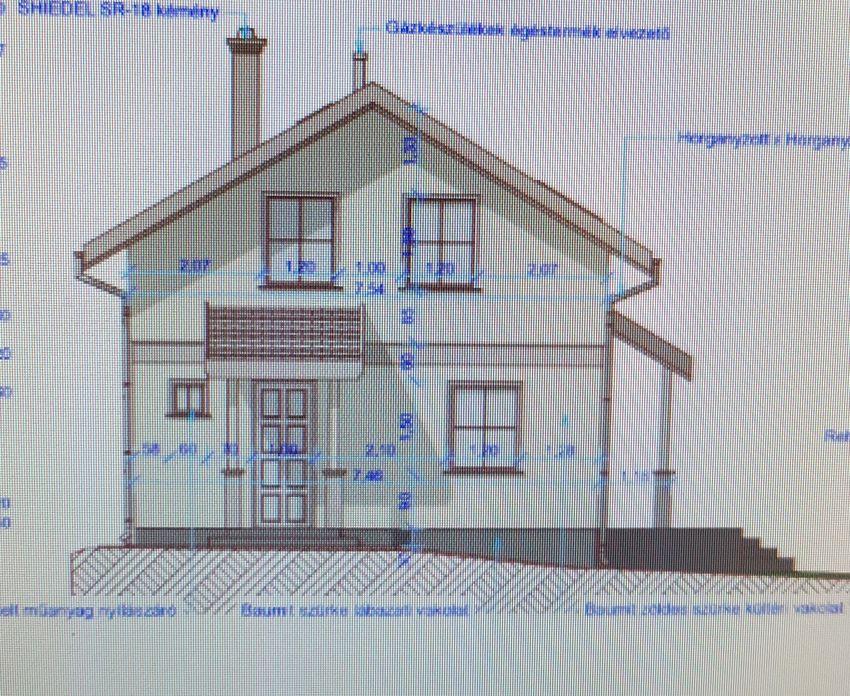 Ecser új építésű részén, családias környezetben eladó egy önálló, új építésű, belső kétszintes családi ház!