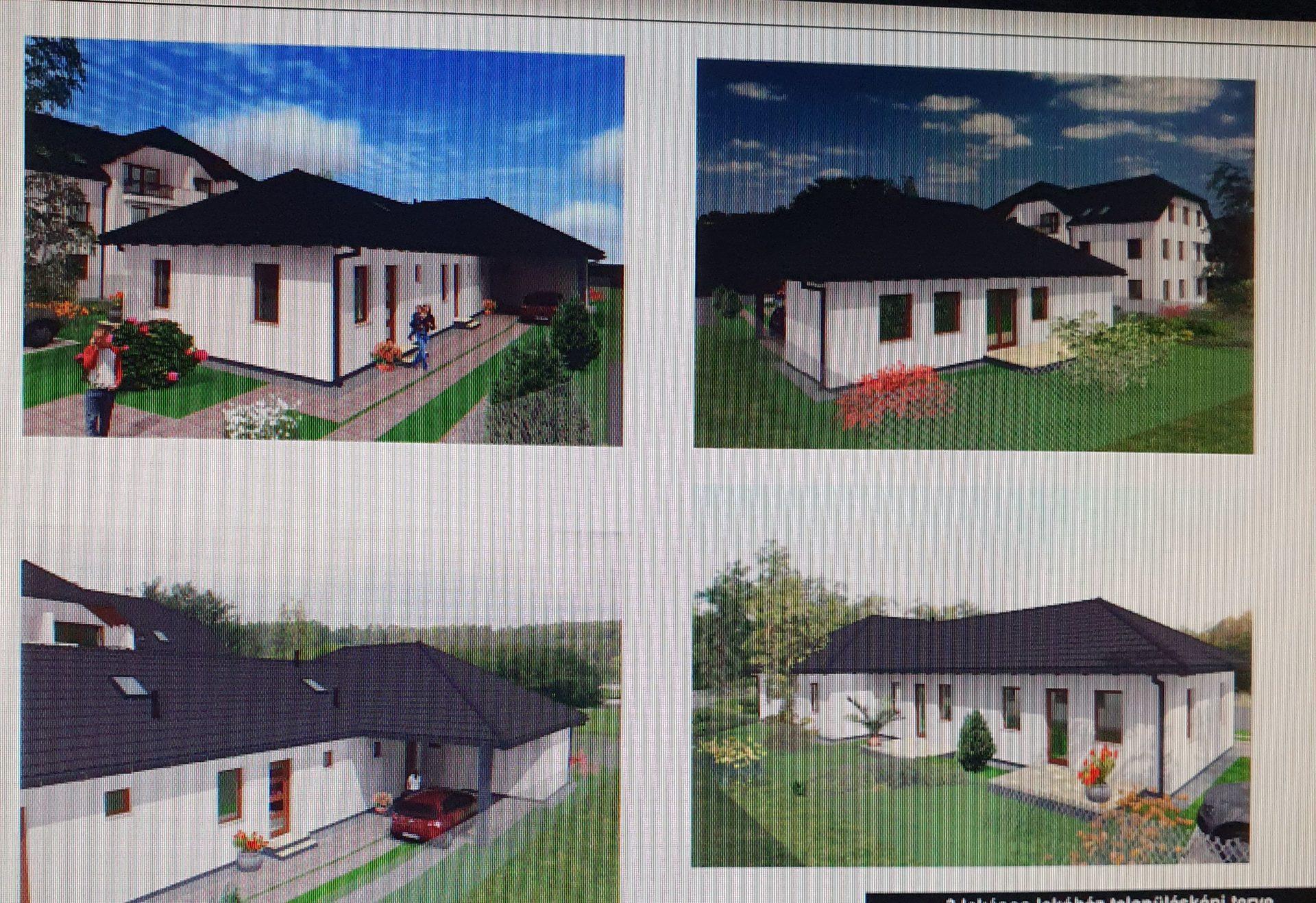 Maglód központjában új építésű társasházi lakások eladók!