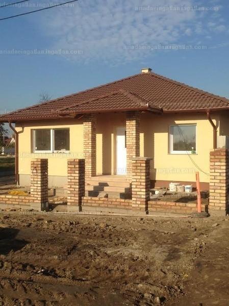 Új építésű családi házas,nyugodt környezetben,új építésű,önálló családi házak eladók!