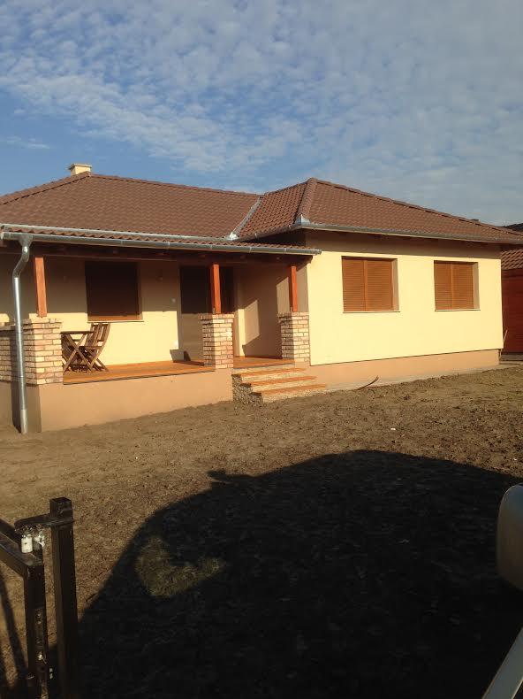Gyömrő egy újonnan épülő mini lakóparkjában új építésű,földszintes,önálló családi ház eladó!