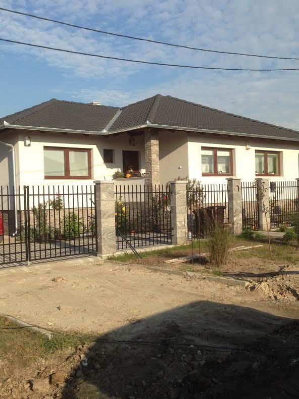 Gyömrőn,új építésű,családias környezetben,8 házból álló mini lakóparkban,önálló,új építésű családi ház eladó!