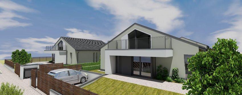 Gyömrő új lakóparkjában, exkluzív kivitelezésű,új építésű ikerházak eladók!