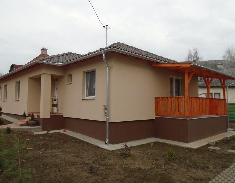 Maglód új építésű részén önálló,új építésű családi ház eladó!