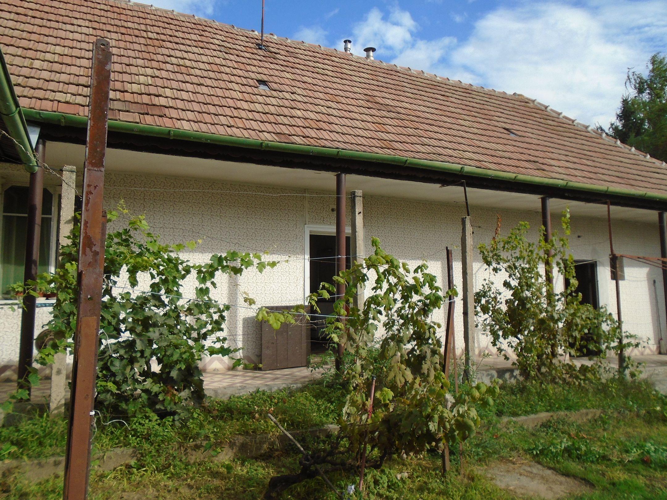 Maglód óvárosi részén,csendes,hangulatos környezetben eladó egy régi építésű,verandás családi ház!