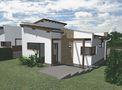 Újépítésű, 84 nm-es, 3 szoba nappalis ikerházi lakás, 500 nm-es telekkel