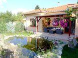 Nagyon jó állapotú, A+ energetikájú családi ház, kertvárosban