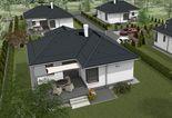Gyömrõn 86 nm-es új építésû családi ház nagy kerttel
