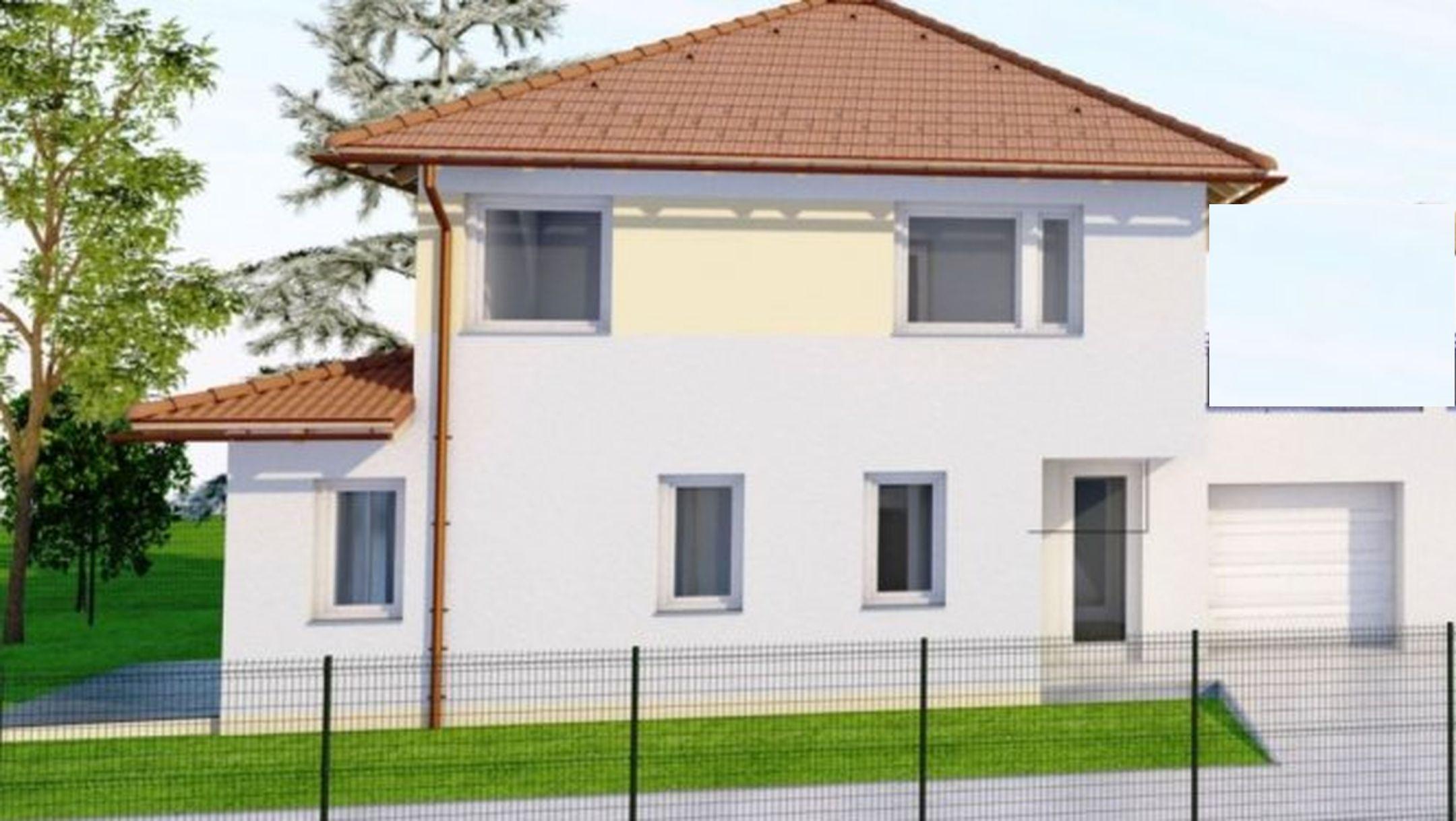 A 17.kerület egyik kertvárosi,családi házas részén,békés,kellemes környezetben új építésű ikerlakások eladók!