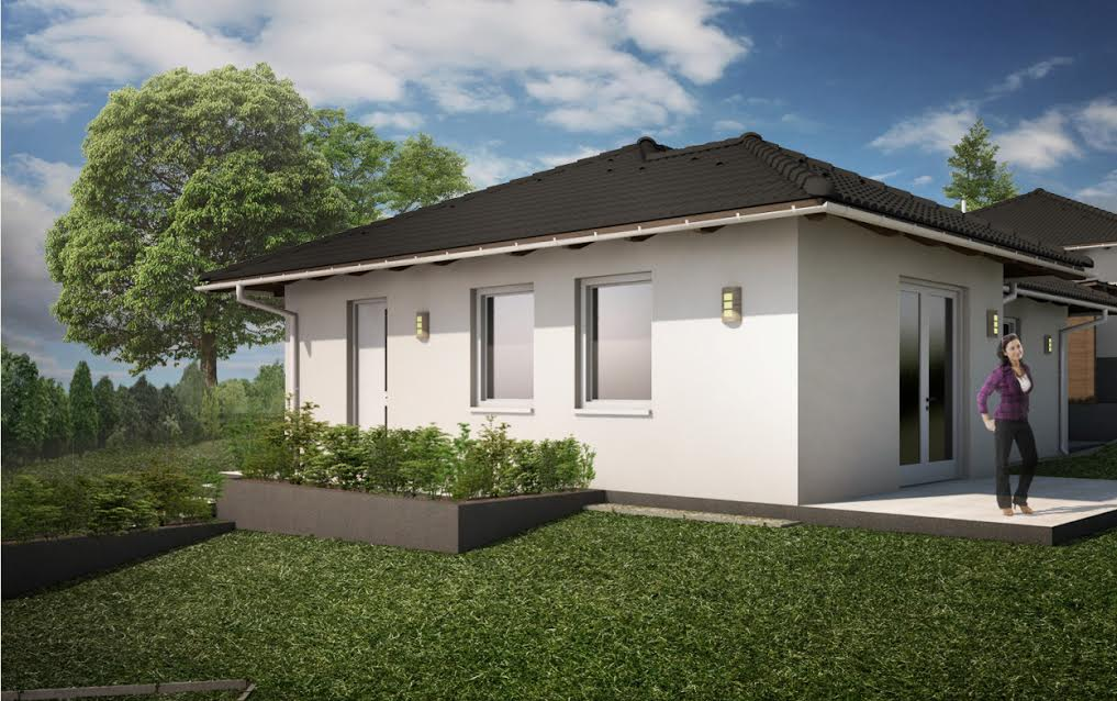 Pécelen,lakóparki környezetben új építésű családi ház eladó!