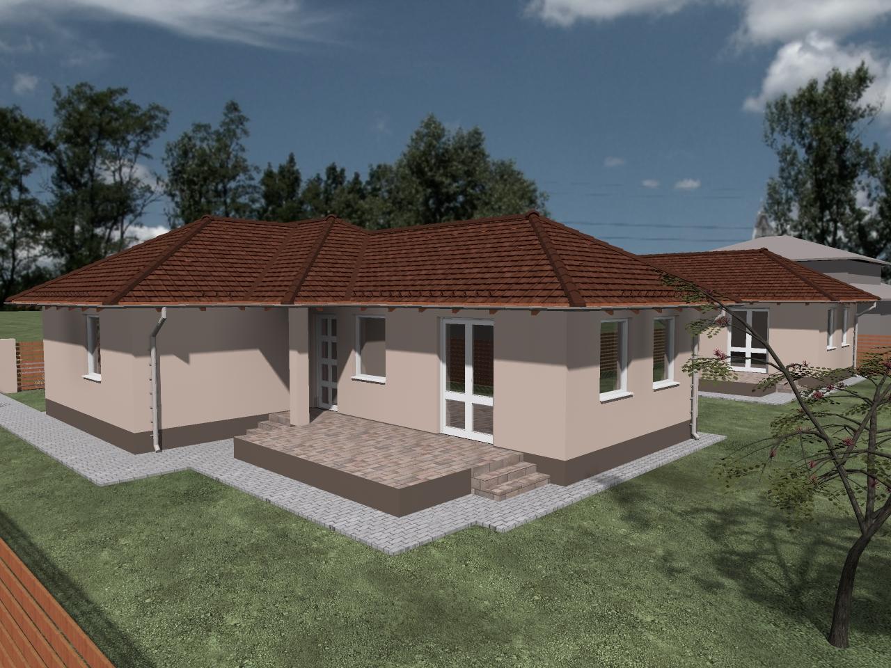 Gyömrő egyik új építésű részén, családi házas környezetben eladó egy új építésű, önálló családi ház!